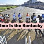 kentucky derby time