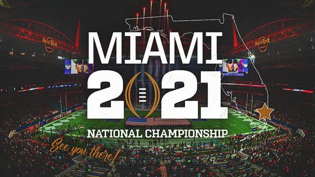 National Championship 2021
